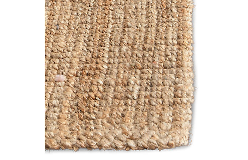 Ashlee Jute Rug Natural Natural Fiber Rugs By