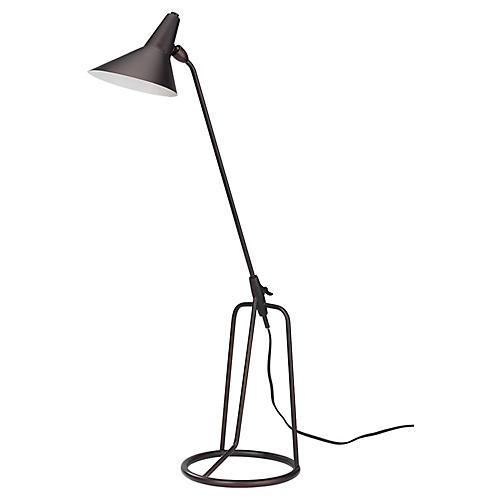 Franco Tripod Table Lamp, Oil-Rubbed Bronze