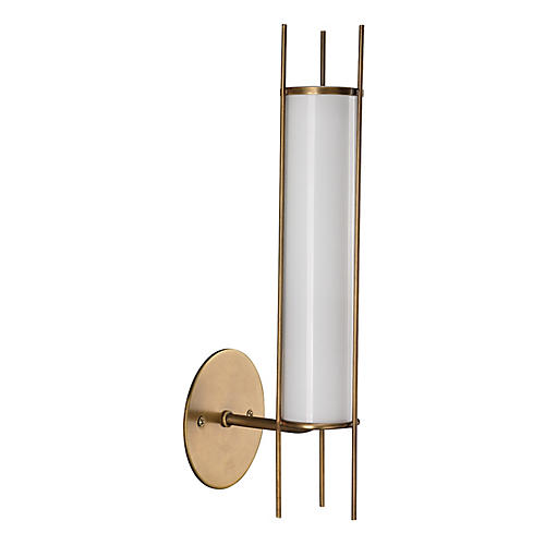 Italo Sconce, Antiqued Brass