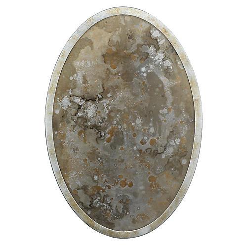 Galaxy Sconce, Champagne Leaf