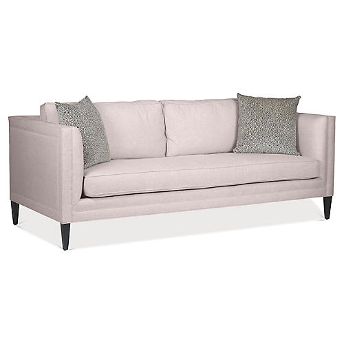 Downing Sofa, Lilac