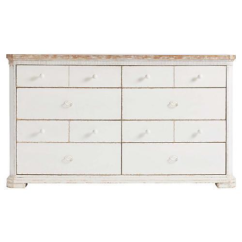 Juniper Dresser, Whitewash