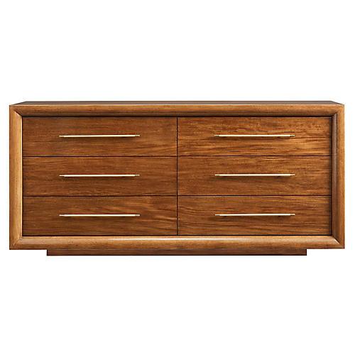 Panorama Dresser, Goldenrod