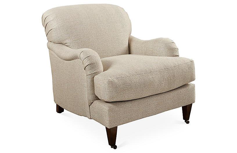 Hayes Club Chair