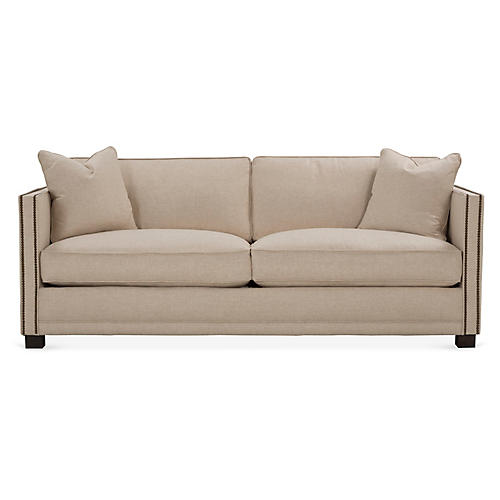 Shaw Sofa, Natural