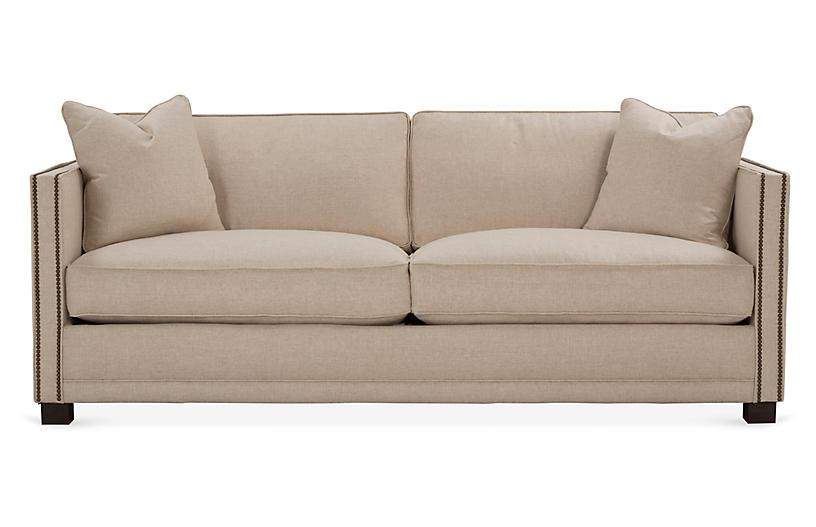 Shaw Sofa, Natural