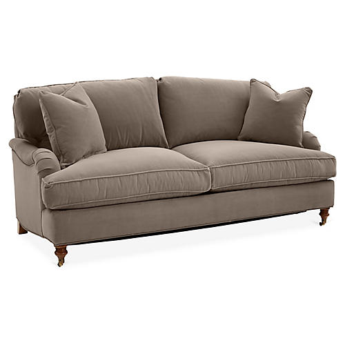 Brooke Sofa, Café Crypton