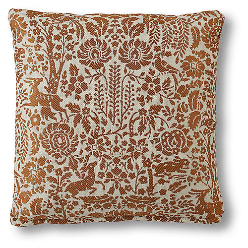 Melissa Pillow, Copper