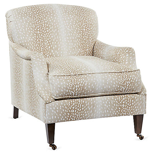 Magnolia Chair, Beige