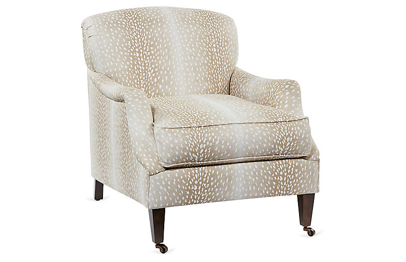 Magnolia Chair, Beige