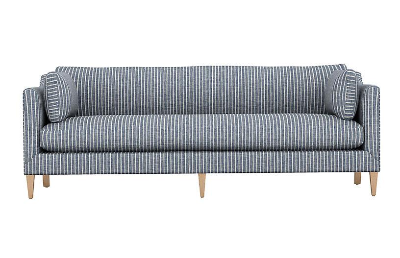 Camila Ticking Stripe Sofa