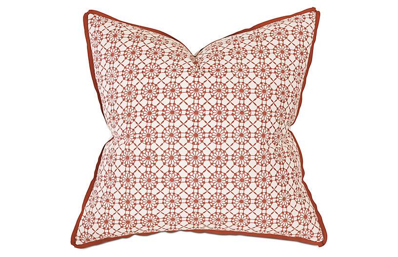 Sconset Decorative Pillow, Pink
