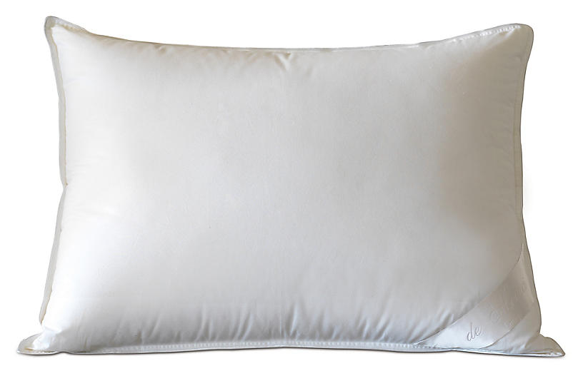 Loure Soft Pillow, White