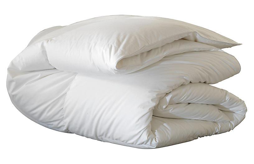 Celesta Deluxe Comforter, White