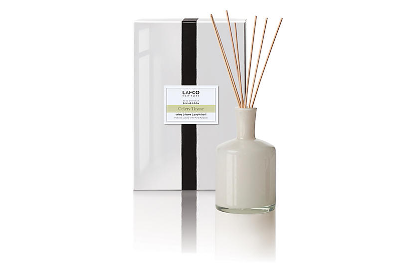 Signature 15.5 oz Reed Diffuser, Celery Thyme