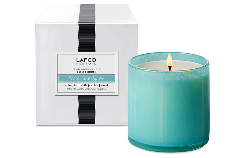 Classic 6.5 oz Candle, Watermint Agave