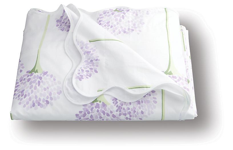 Lulu DK, Charlotte Duvet Cover, Lavender