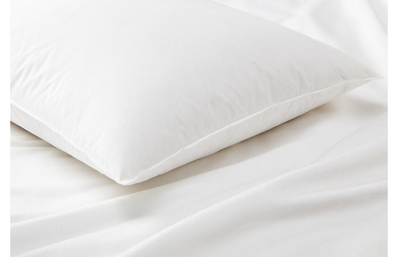Montreux Soft Pillow, White