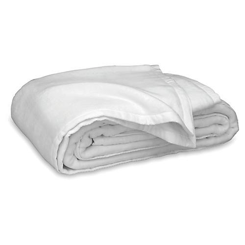 Sintra Blanket, Silver