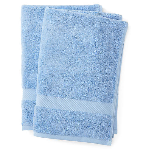 Guesthouse Hand Towels, Azure