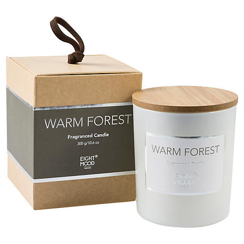 Pure Candle, Warm Forest
