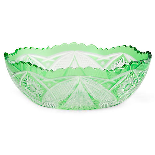 Cascade Bowl, Green