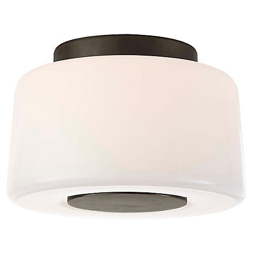 Acme Flush Mount, Bronze