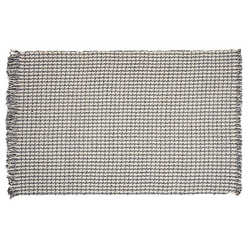 Ansel Handwoven Rug, Ivory