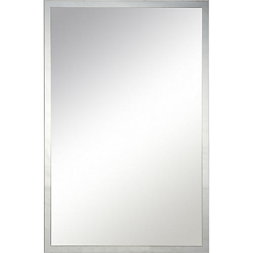 Asset Wall Mirror, Clear