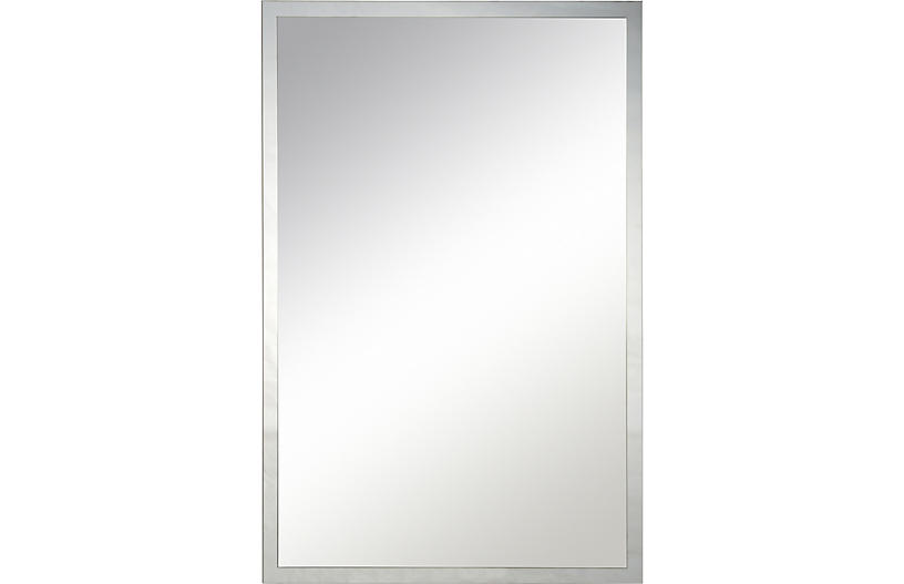 Asset Wall Mirror, Mirrored