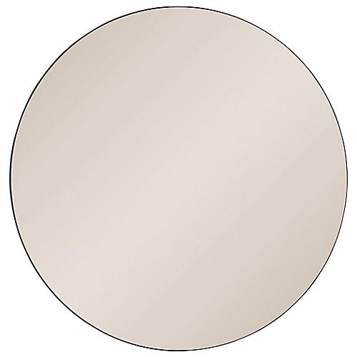 Prospect Wall Mirror, Bronze