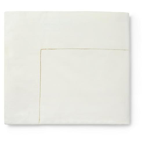 Celeste Flat Sheet, Ivory