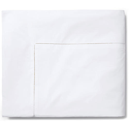Celeste Duvet Cover, White