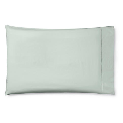 S/2 Celeste Pillowcases, Silversage