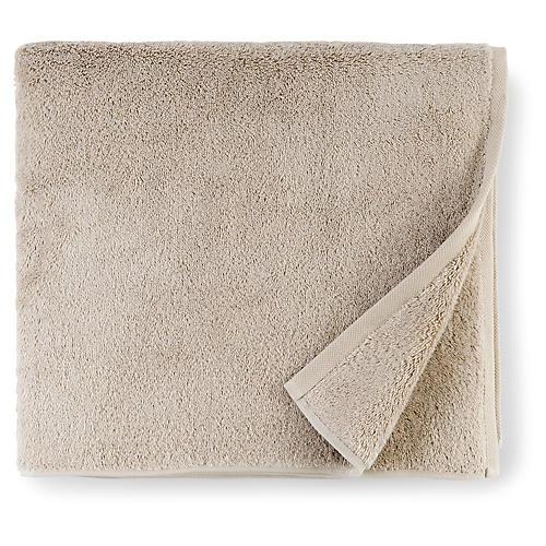 Sarma Bath Sheet, Oatmeal