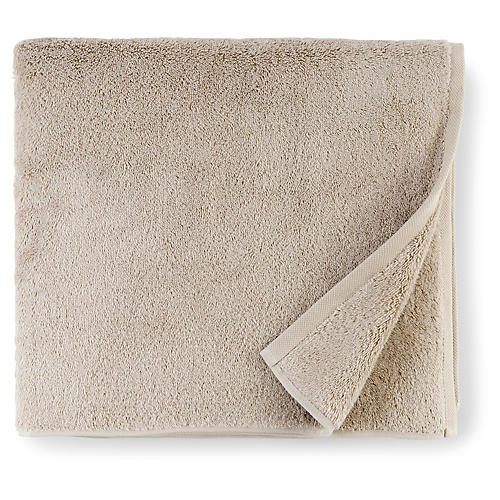 Sarma Bath Sheet, Oatmeal