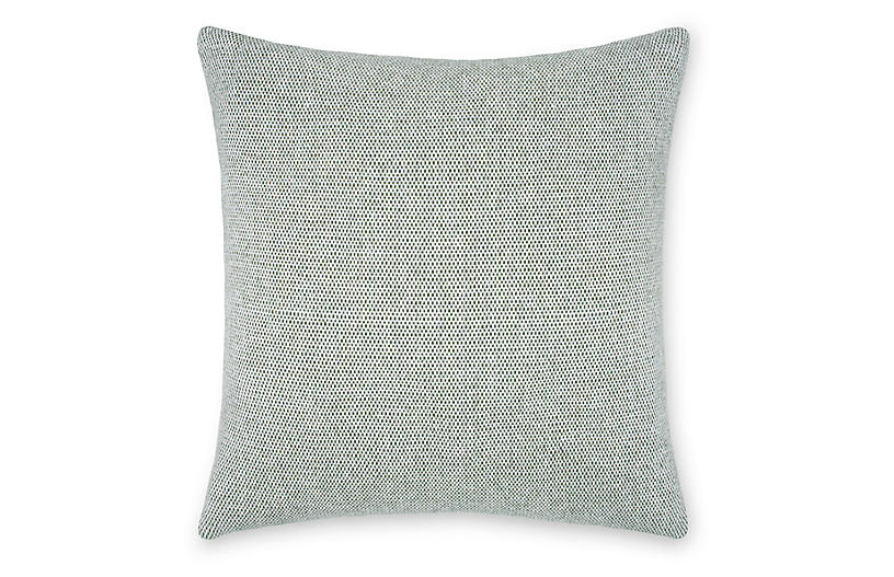 Terzo 22x22 Pillow, Olive