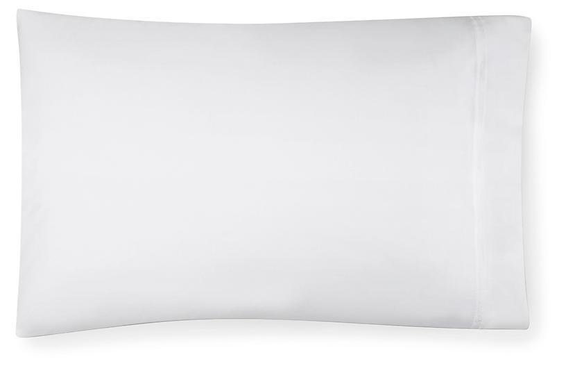 S/2 Grande Hotel Pillowcases, White