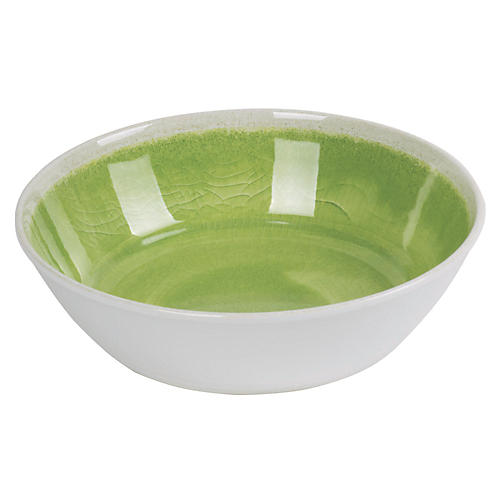 S/6 Duval Bowls, Green
