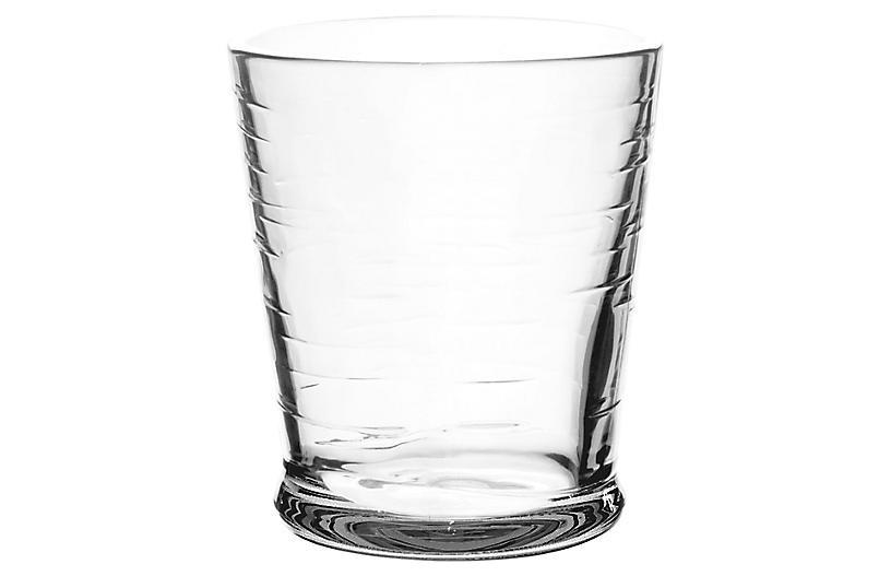 S/6 Cordoba Acrylic DOF Glasses, Clear
