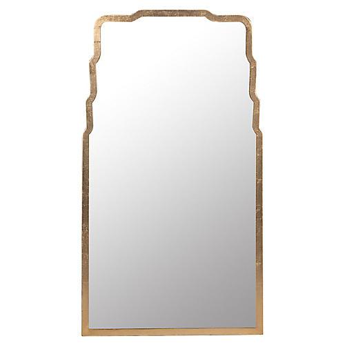 Shay Wall Mirror, Gold