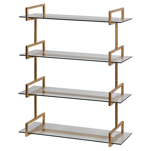 Auley Shelf, Gold