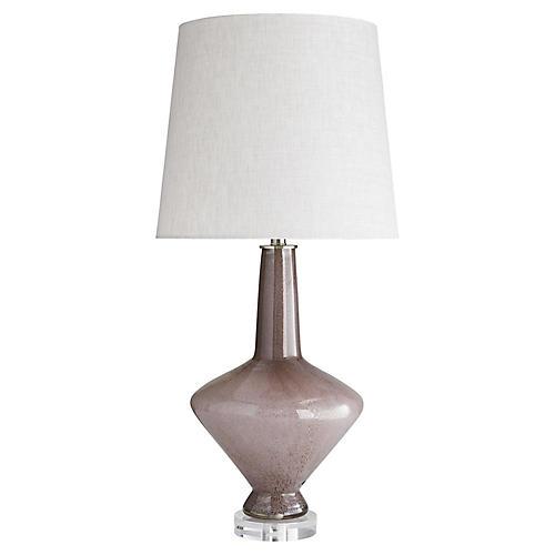 Shelby Table Lamp, Desert Rose