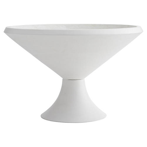 Cayden Centerpiece, White