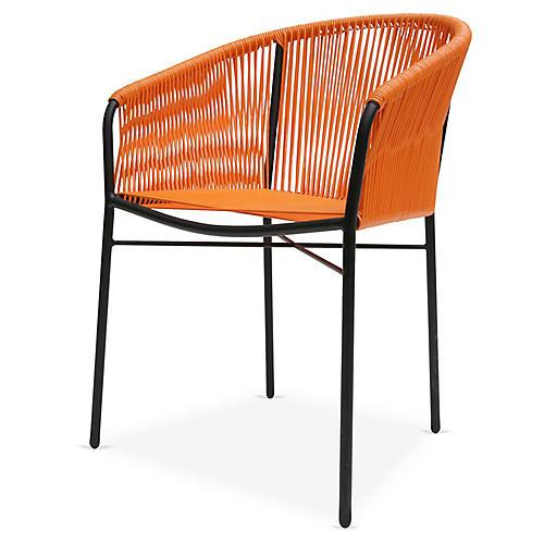 Anais Armchair, Tangerine