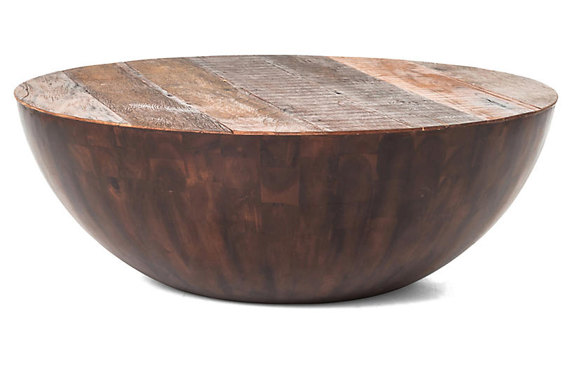 Middlebury Coffee Table, Natural