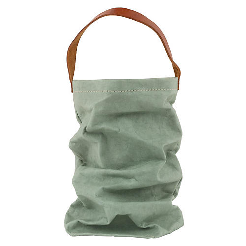 Wine Bag, Sage