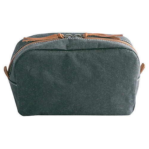 Avventura Toiletry Bag, Black