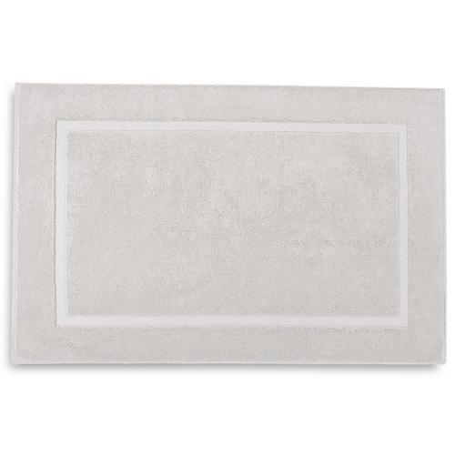 Icon PimaCott Bath Mat, Silver