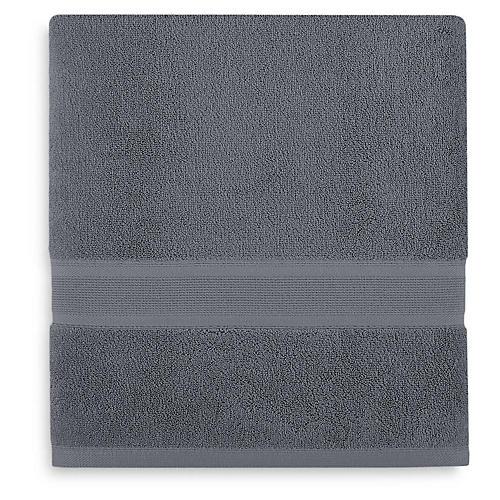 Icon PimaCott Hand Towel, Denim